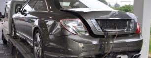 Opkopers Schade Mercedes in België