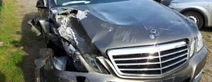 ongeval Mercedes verkopen
