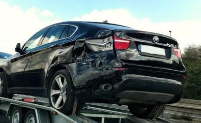 Verkoop BMW met Schade Snel voor Export