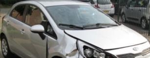Opkopers Kia met Schade in Belgie