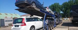 Export Volvo opkopers