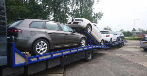 auto defect verkopen