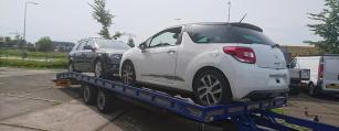 Opkoper van schade en export wagens in Turnhout, Herentals en Geel