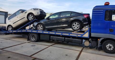 autowrak verkopen Antwerpen